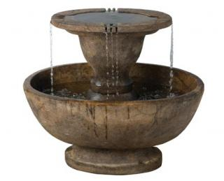 A fully self contained water feature with a simple design. Exclusive to Kelkay.