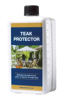 Bramblecrest Code APR01. This protector will maintain a golden colour to your teak furniture.