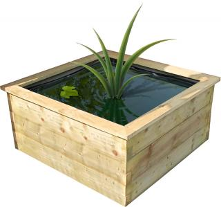 The Aquatic Planter is ideal for gardens and patio areas.