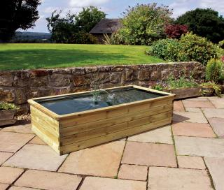 Aquatic Planter 1.8 x 0.90 x 0.45m