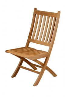Barlow Tyrie Ascot Teak Folding Side Chair