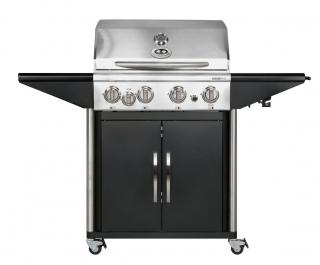 The robust OutdoorChef Auckland 4+ G Gas Barbeque is the bbq with attitude.