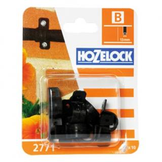 Hozelock Automatic Watering Hose Wall Clip - 2771