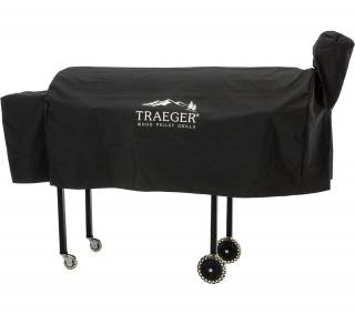 A high-quality, weather resistant cover to protect your cold smoker & Pro Series 34, Century 34 & Texas grills. Code BAC324.