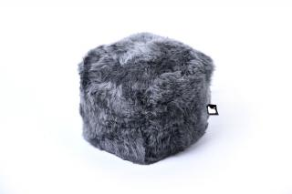 Extreme Lounging Mighty B Box - Fur - Grey