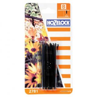 Hozelock Automatic Watering Hose Micro Tube Stake 4mm - 2781