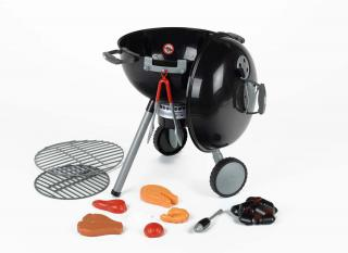 This toy barbecue will allow the kids to 'cook' along with dad. Suitable for 5yrs+ it has lights & sound for that authentic touch.