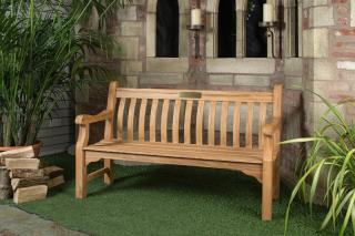 The Broadfields 6ft Solid Teak Garden Bench has been manufactured from Solid Grade Teak and comes with the option of a free plaque. Offer Valid only while stocks last.