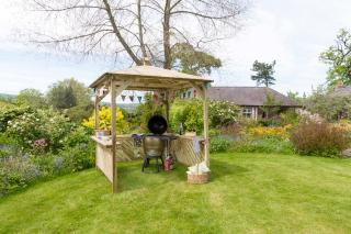 The Broxton Gazebo is perfect for entertaining family and friends with.