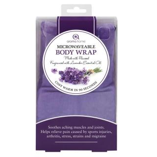 Microwaveable Body Wraps have a variety of uses from a body warmer to a soothing compress. They are nicely packaged too, making the ideal gift.