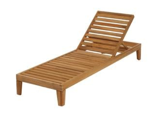 Barlow Tyrie Code 1CAB. This simple Capri Sun Lounger is ideal for patios and hotels.