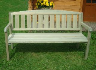 This impressive 4ft Bench is the perfect seating addition to your garden.
