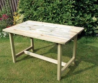 The Caroline Table would make a great addition to the garden. Ideally placed with any of the Caroline Range.
