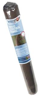The Gardman Weed Control Fabric provdies a chemical free effective weed barrier, whilst also helping to reduce garden maintenance.