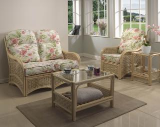 Why not brighten up your home with the traditional and light in colour Chelsea Conservatory Suite.