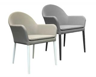 Westminster Chicago Stacking Dining Armchair in both colours