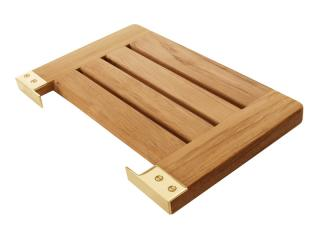 Barlow Tyrie Ascot Teak Clip-on Tray