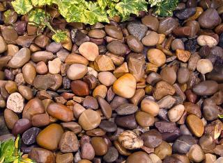 Coastal Pebbles 20-45mm Bulk Bag Aggregate