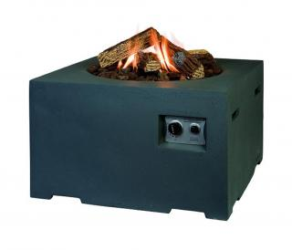 This gas fire pit will warm up your garden or patio on cool evenings.