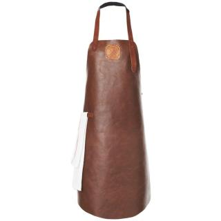 Witloft Leather Apron - Cognac Cognac