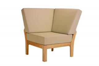 Barlow Tyrie Haven Corner Module Seat with Cushions
