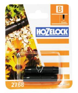 Hozelock Automatic Watering Straight Connector - 2768