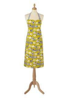 Ulster Dotty Sheep Cotton Apron