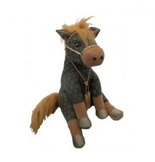 Gem the Horse doorstop would make a great gift for a horse lover. Code DS130.