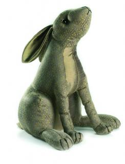 Harley Hare would make a great traditionally designed doorstop gift. Code DS143.