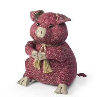 Hyde Pig would make a great traditionally designed doorstop gift. Code DS168.