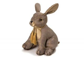 Bob Rabbit would make a great traditionally designed doorstop gift. Code DS26.
