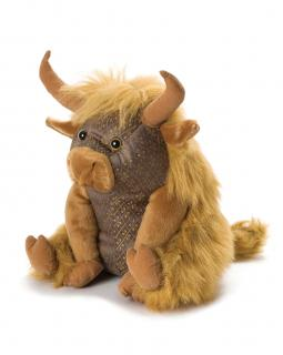 Dora Designs Angus Highland Cow Doorstop