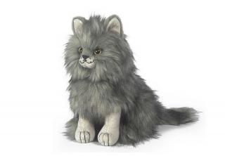 Posh Majestic Maine Coon Doorstop would make a great gift for a cat lover. Code DSDOT01.