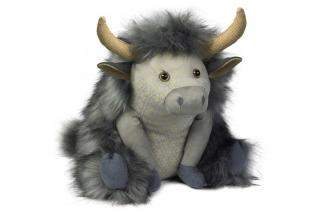 This Posh Angus Highland Cow doorstop would make a great alternative & lovely gift. Code DSDOT97.