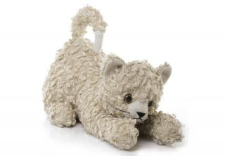 This cream coloured shaggy cat Doorstop would make a great gift for a cat lover. Code DSFC03.