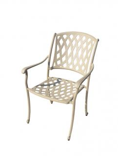 This Etna Stacking Armchair totally maintenance and rust free. Code ACST5.
