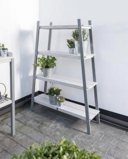 Norfolk Leisure Florenity Grigio Plant Shelf