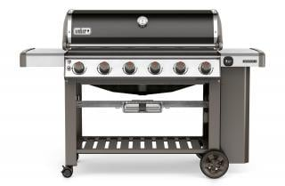 Weber Genesis II E-610 GBS Gas Barbecue - Black