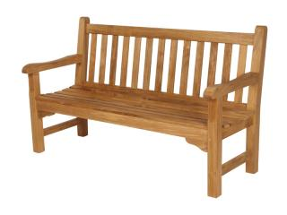 No compromise on quality and design, the Glenham Teak 150cm Bench is ideal for private gardens and public spaces.