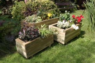 Gresford Set of 3 Planters