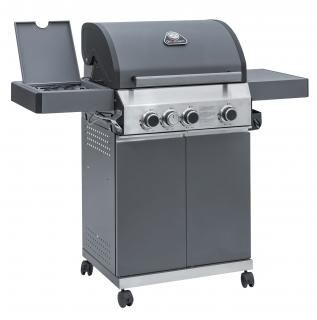 Grillstream Classic 3 Burner Barbecue with Hybird System