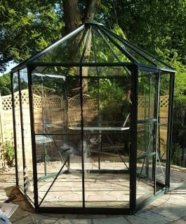 Vitavia Hera 4500 Greenhouse in Green