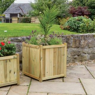 This large quality planters are a fantastic way of make a great feature within the garden.