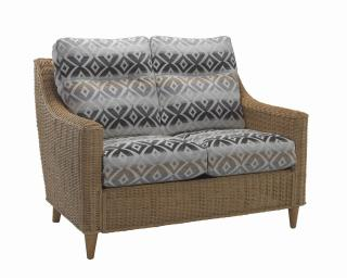The contemporary Hudson Two Seater Sofa is ideal for limited spaces.