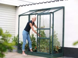 Vitavia Ida 1300 Greenhouse in Green