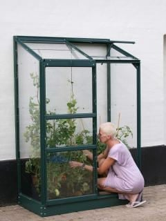 Vitavia Ida 900 Greenhouse in Green