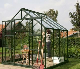 Vitavia Jupiter Greenhouse in Green