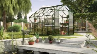 Vitavia Jupiter 8300 Greenhouse in Green