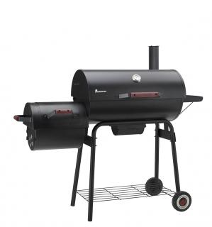 The Landmann Grand Tennessee Smoker guarantees perfectly cooked bbq food time after time.