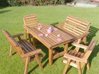 Redwood Kids Table Set